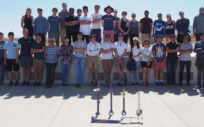 MAE 157A design-build-launch winners