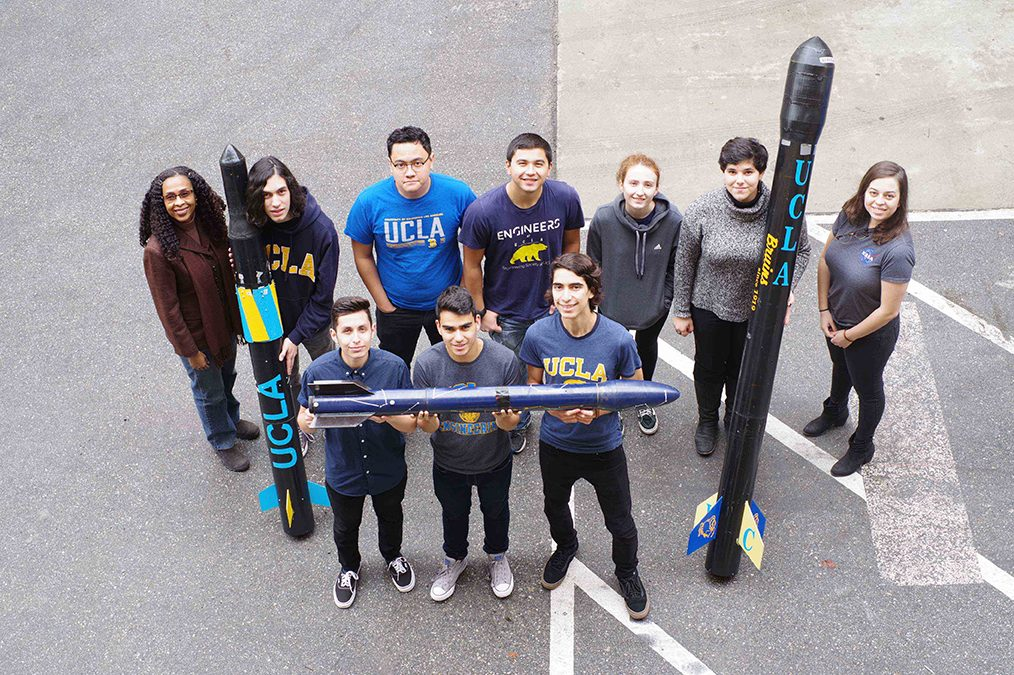 UCLA's Bearospace Rocket Team wins 2019 First Nations AISES Launch Competition