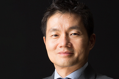 CJ Kim named to Volgenau Chair