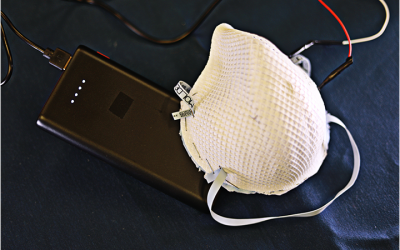 Mechanical Engineers Develop Heated Face Masks to Kill Viruses and Curb Disease Spread