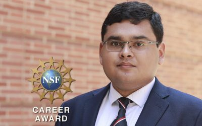 Khalid Jawed Receives NSF CAREER Award to Create Soft Robot Simulation