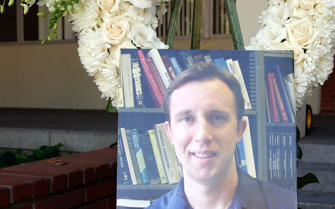 UCLA establishes fund for family of slain faculty member William Klug: Click on story to donate now