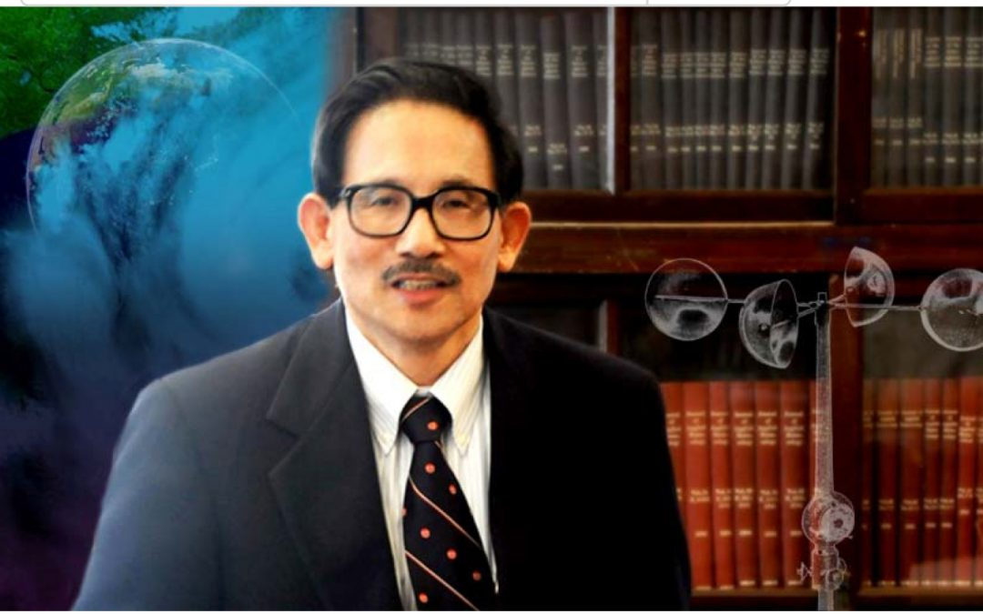 Kuo-Nan Liou, a UCLA distinguished professor of atmospheric sciences and the founding director of the Joint Institute for Regional Earth System Science and Engineering.