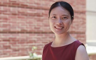 Lihua Jin Receives NSF CAREER Award
