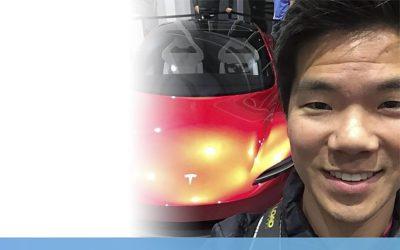 Mechanical Engineering Alum Shares Insight on Life at Tesla