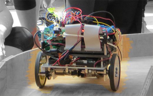 Robots take over in MAE's 5th Annual Design Competition