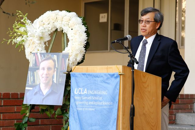 UCLA Engineering family gathers to honor William Klug