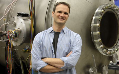 Richard Wirz part of team to lead $15M NASA Space Propulsion Research Institute