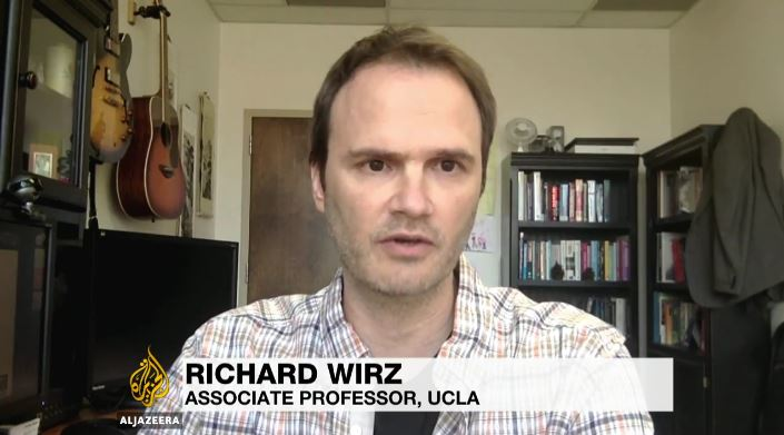 Richard Wirz interviewed by Al Jazeera, LA Times, and LinkedIn about SpaceX Rocket Reuse