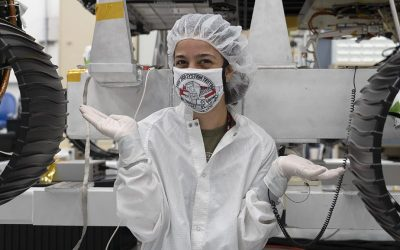 UCLA Samueli Alumna Shares Experience Landing Mars Rover Amid Pandemic