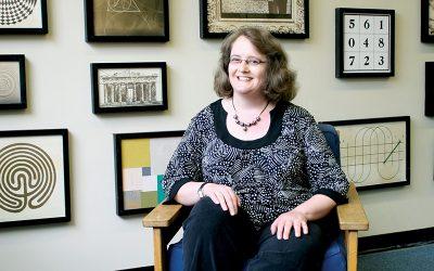 Andrea Bertozzi, Math and MAE professor, awarded 2019 Ralph E. Kleinman Prize by SIAM