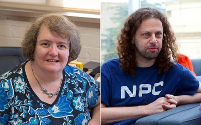 Math/MAE Professor Andrea Bertozzi, Math Professor Mason Porter earn NSF grant to calculate COVID-19 transmission rates