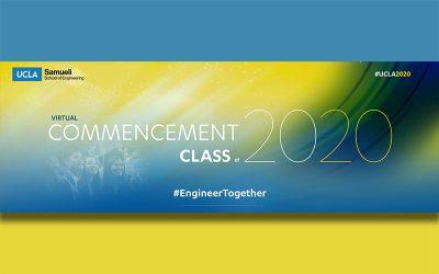 Virtual Commencement June 13, 12:30pm