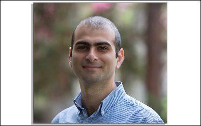 Artur Davoyan receives 2020-21 MAE Outstanding Faculty Teaching Award