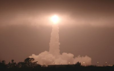 We have liftoff of student-built satellites