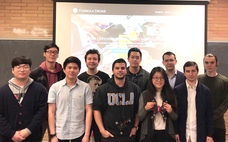 Help UCLA Student Org Formula Drone Compete in AI Drone Racing Competition!