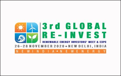 Rajit Gadh speaks at 3rd Global Re-Invest Expo on California's state bill 100