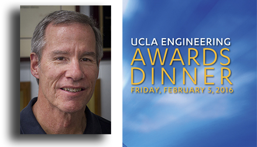 Dan Goebel to Be Honored at UCLA Engineering Awards Dinner