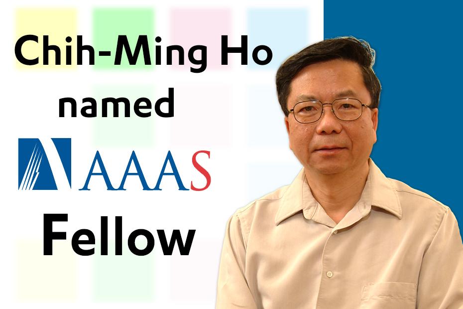 Ho Named AAAS Fellow