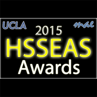 UCLA MAE 2015 Commencement Awards and Honors Announcement