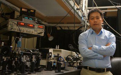 Prof Yongjie Hu receives NSF CAREER Award