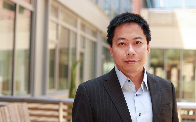 Professor Yongjie Hu Selected to attend NAE's Frontiers of Engineering