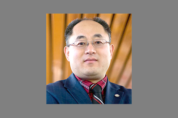 MAE alumnus Hanchen Huang appointed UNT College of Engineering Dean