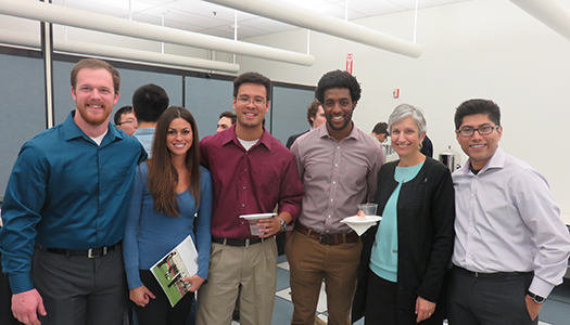MAE Open House showcases student posters, labs, and the Student Creativity Center