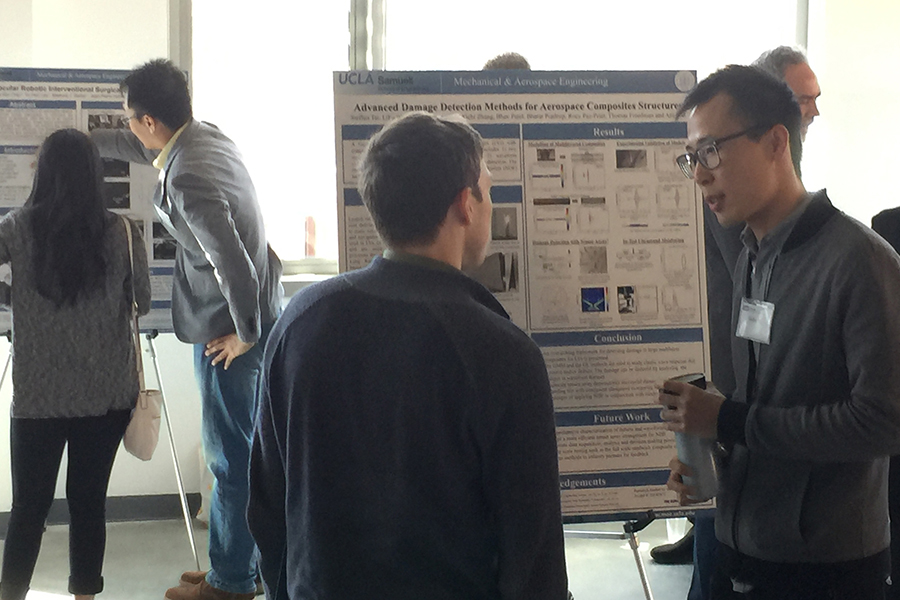 MAE graduate student poster competition displays creativity and ingenuity – five winners announced!