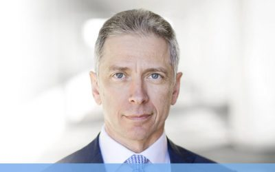 MAE alumnus, Triple-Bruin, Andrei Iancu is Under Secretary of Commerce for Intellectual Property