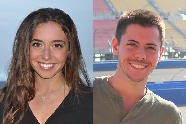 Eva Abramson, Dylan Dickstein awarded inaugural class Summer 2018 Matthew Isakowitz Fellowships