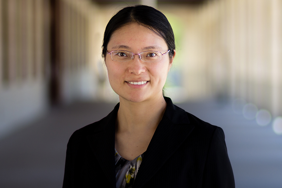 Lihua Jin joins UCLA's Mechanical and Aerospace Engineering Department