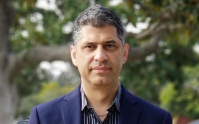 Research team led by Pirouz Kavehpour to develop breathalyzer-like diagnostic test for COVID-19