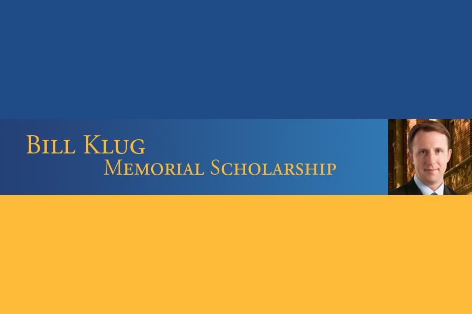 William S. Klug Memorial Scholarship Fund
