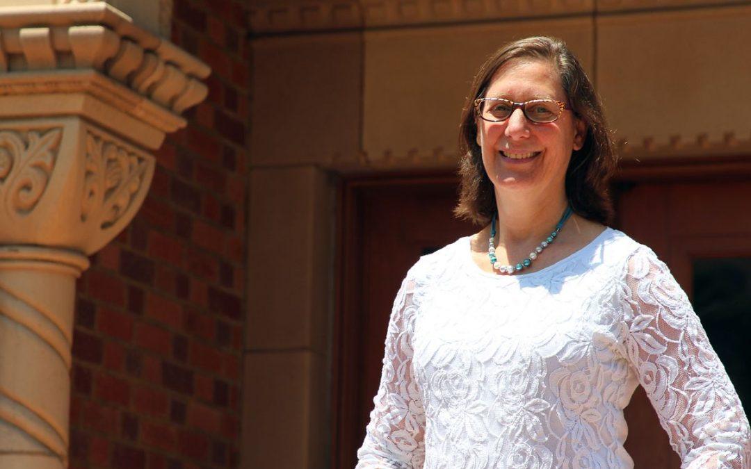Adrienne Lavine: UCLA helps faculty keep their skills polished