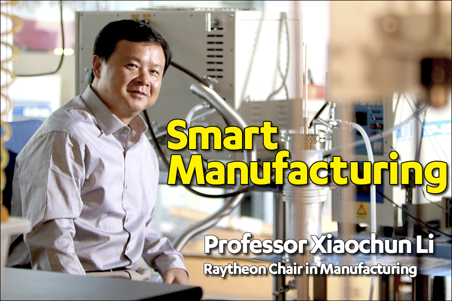 Xiaochun Li : Smart Manufacturing at UCLA is a hub of a $140 million national effort