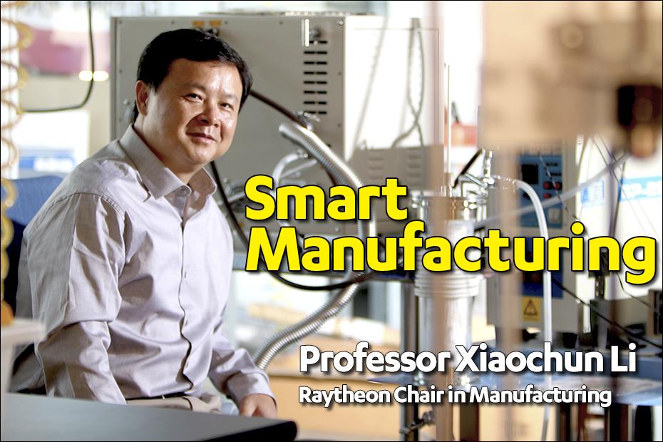 Xiaochun Li : Smart Manufacturing at UCLA is a hub of a ...