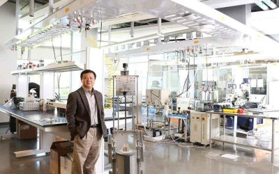 Xiaochun Li: Nanotechnology meets metal fabrication