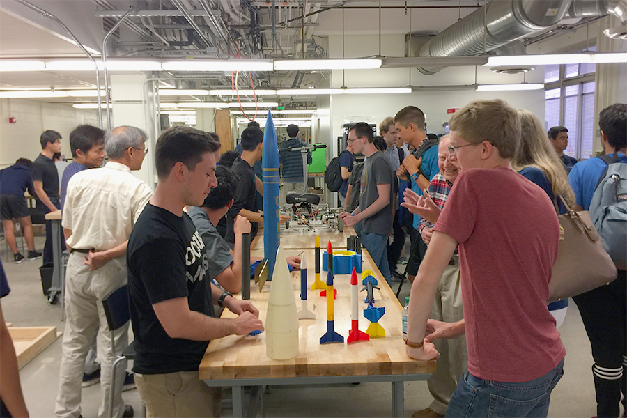 New 9,000-square-foot student makerspace opens in Boelter Hall