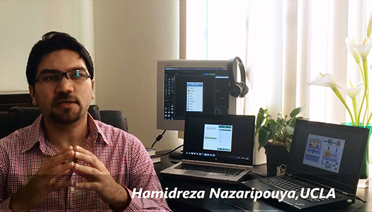 ME Ph.D. candidate Hamidreza Nazaripouya's team places first in Finjan Mobile Defense Challenge 2015, wins 40k grant