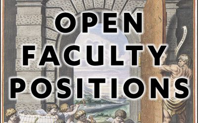 Open Faculty Positions in ME, AE