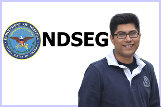 AE grad student Salvador Badillo-Rios earns NDSEG Fellowship