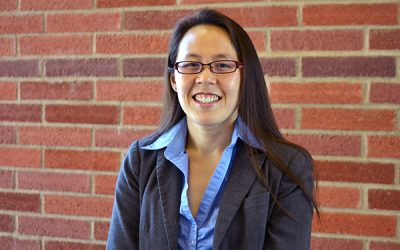 Veronica Santos selected as recipient of the 2016-17 MAE Department Teaching Award