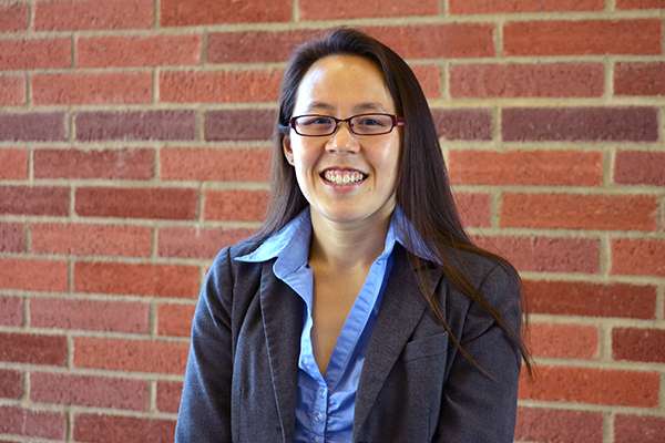 Veronica Santos selected as recipient of the 2016-17 MAE Department Teaching Award