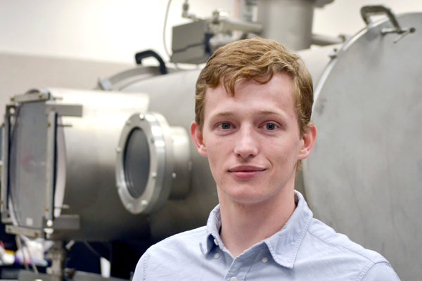 AE Ph.D. student Stephen Samples awarded the NASA Space Technology Research Fellowship (NSTRF)