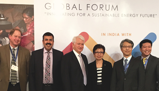 Rajit Gadh: UCLA-Tata Global Forum sparks lively discussion of sustainable energy