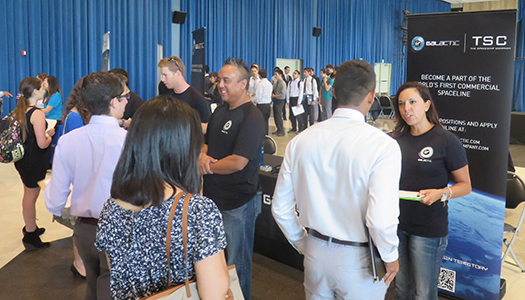 2015 UCLA MAE Career Fair a big success