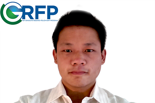 Wen Yu Peng '14 named 2016 NSF Graduate Research Fellow