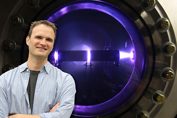 Richard Wirz gives invited seminar at the Michigan Institute of Plasma Science and Engineering (MIPSE)