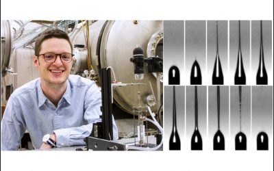 The Future of Space Propulsion: Peter Wright wins NASA Graduate Fellowship